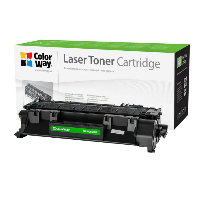 ColorWay Toner HP CE505A / CF280A standard - kompatibilný