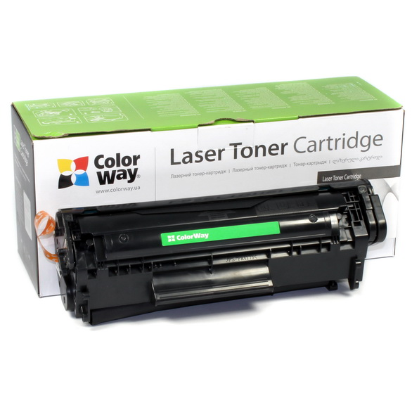 ColorWay Toner HP Q2612A standard - kompatibilný