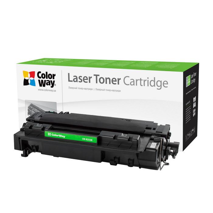 ColorWay Toner HP CE255X standard - kompatibilný