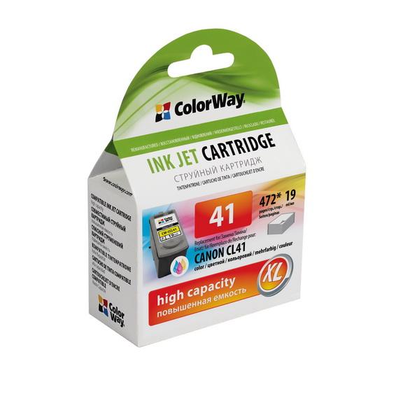 ColorWay Canon CL-41 color - kompatibilný