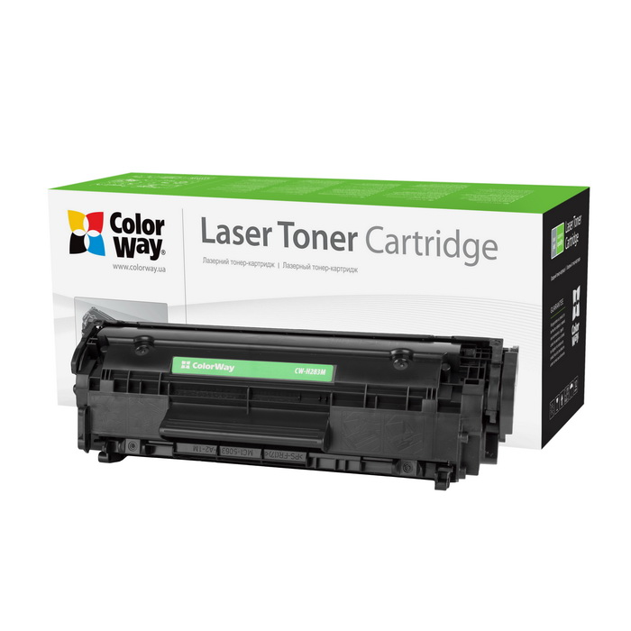 ColorWay Toner HP CF283A standard - kompatibilný