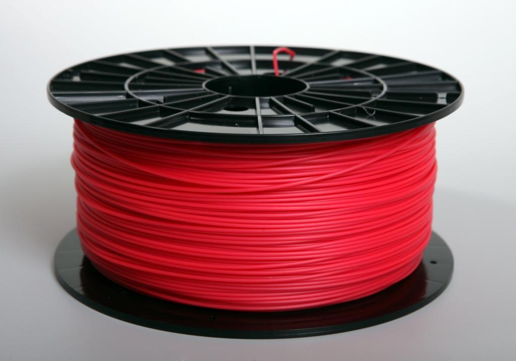 Filament-PM Tlačová struna ABS 1.75mm, 1kg - rôzne farby Farba: červená (2x0,5kg)