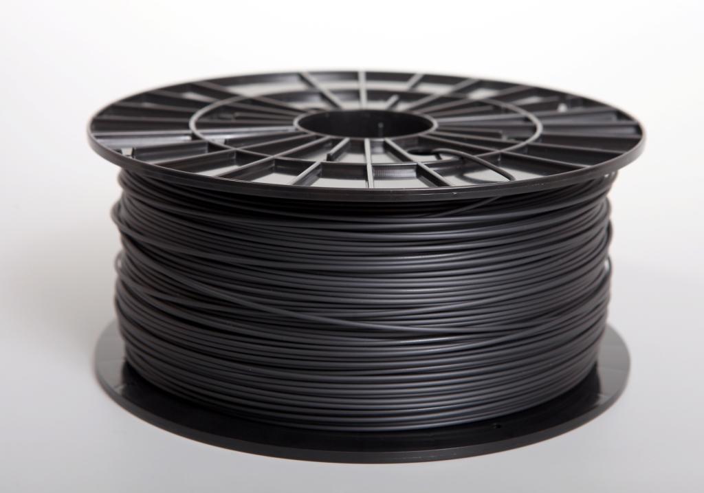 Filament-PM Tlačová struna ABS 1.75mm, 1kg - rôzne farby Farba: čierna