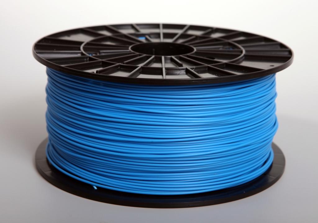 Filament-PM Tlačová struna ABS 1.75mm, 1kg - rôzne farby Farba: Modrá (2x0,5kg)