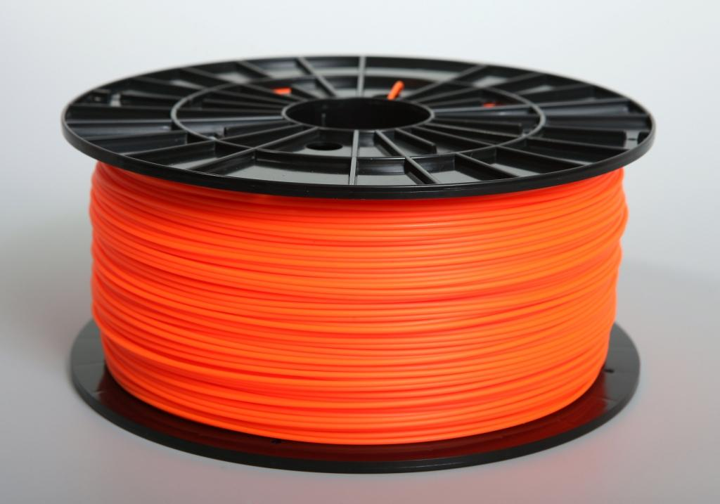 Filament-PM Tlačová struna ABS 1.75mm, 1kg - rôzne farby Farba: Oranžová
