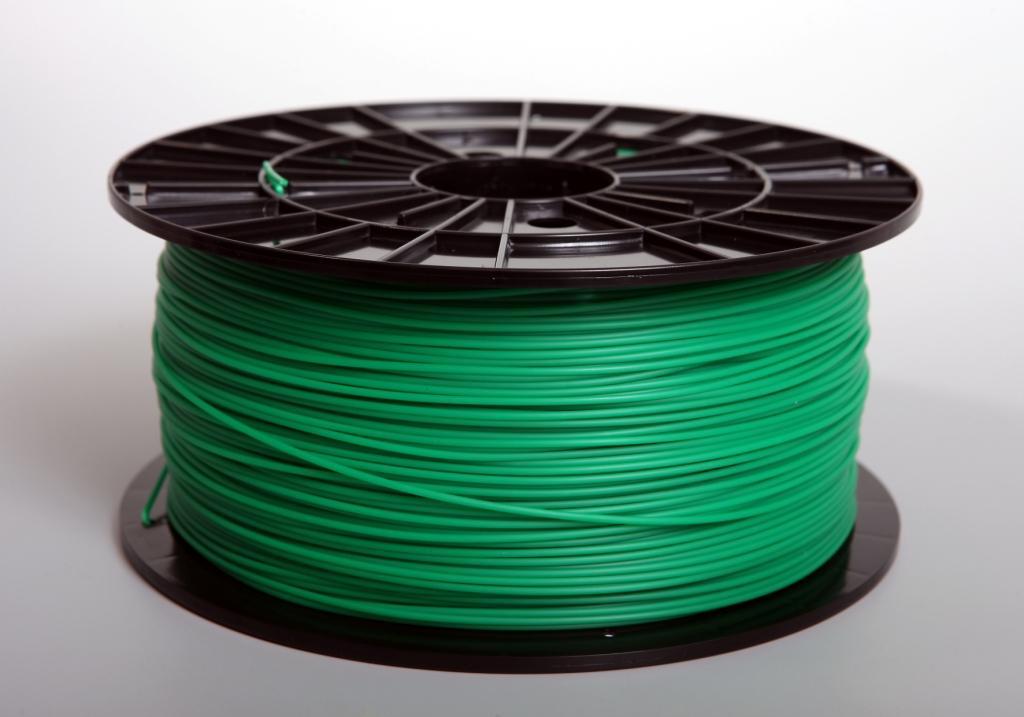 Filament-PM Tlačová struna ABS 1.75mm, 1kg - rôzne farby Farba: Zelená
