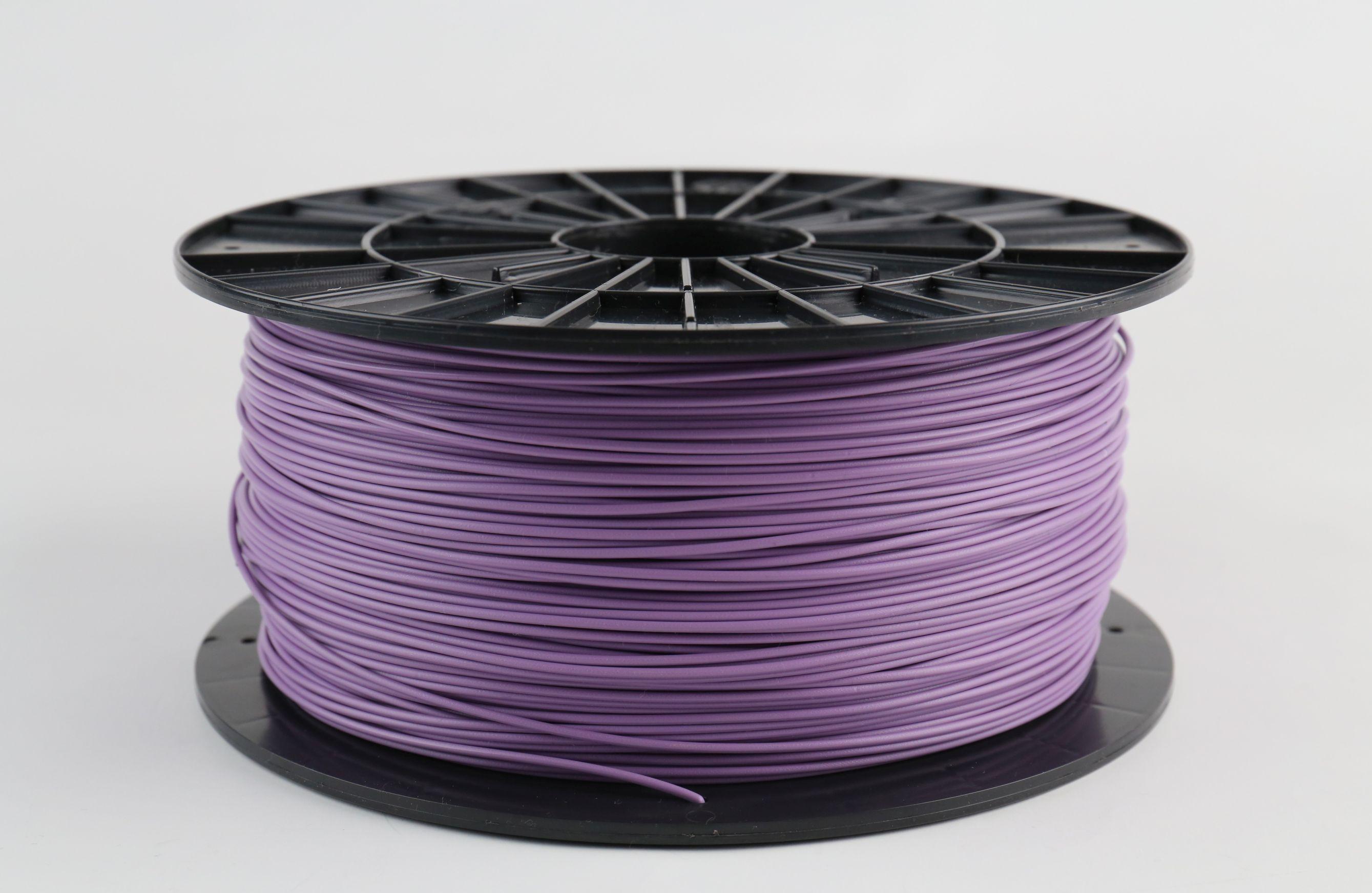 Filament-PM Tlačová struna PLA 1.75mm, 1kg - rôzne farby Farba: Fialová
