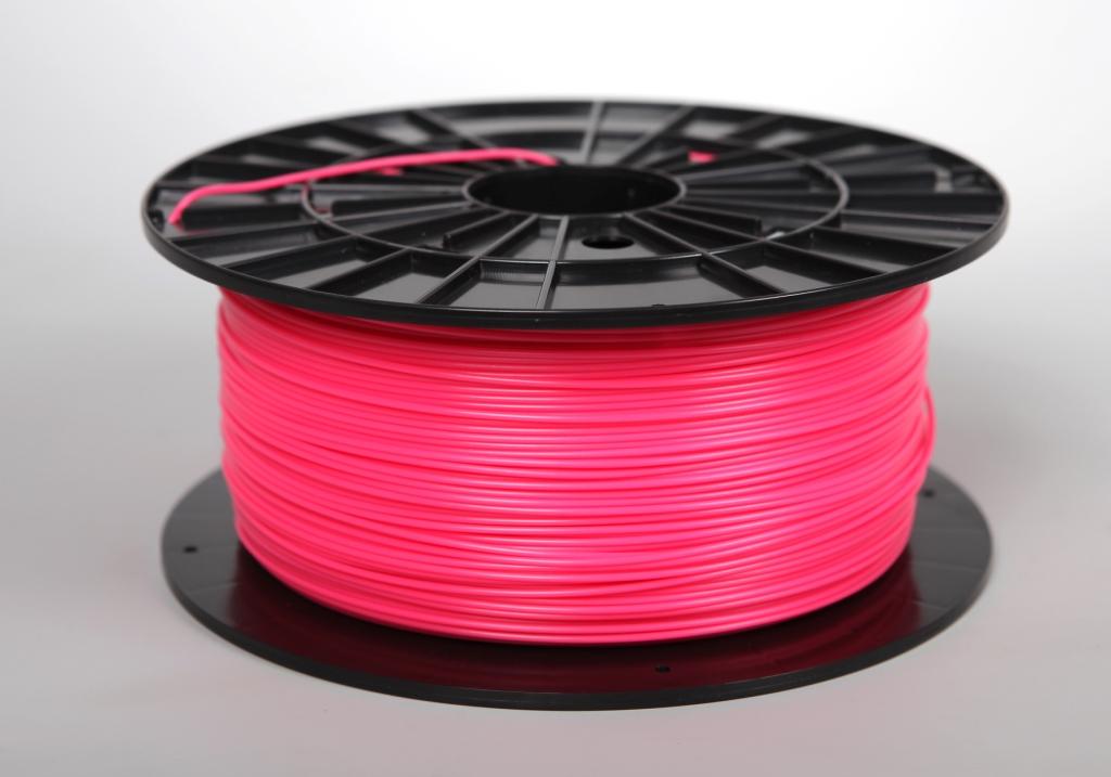 Filament-PM Tlačová struna PLA 1.75mm, 1kg - rôzne farby Farba: Ružová