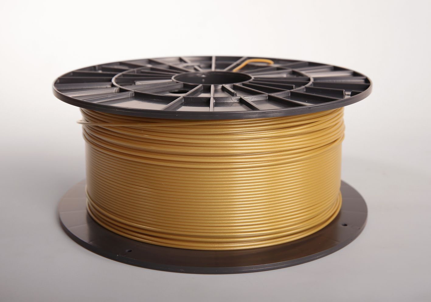 Filament-PM Tlačová struna PLA 1.75mm, 1kg - rôzne farby Farba: Zlatá