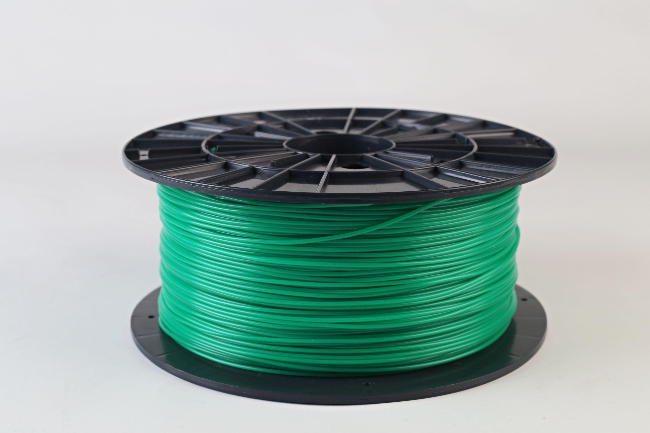 Filament-PM Tlačová struna PLA 1.75mm, 1kg - rôzne farby Farba: Zelená