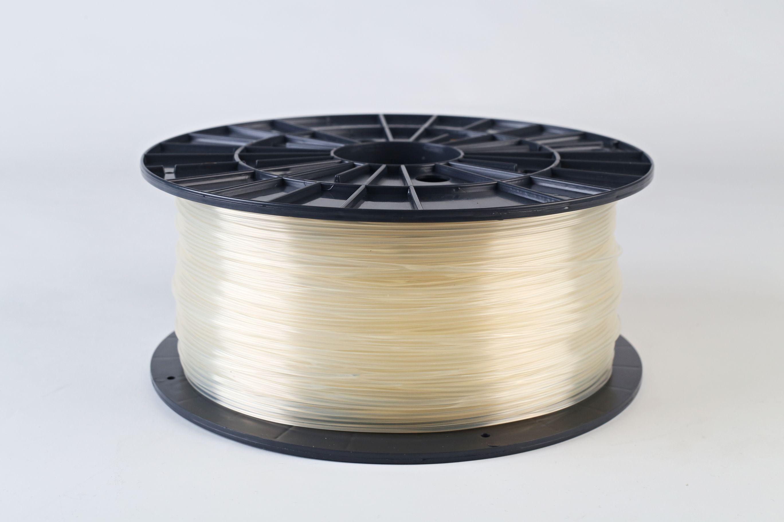 Filament-PM Tlačová struna PLA 1.75mm, 1kg - rôzne farby Farba: priehľadná