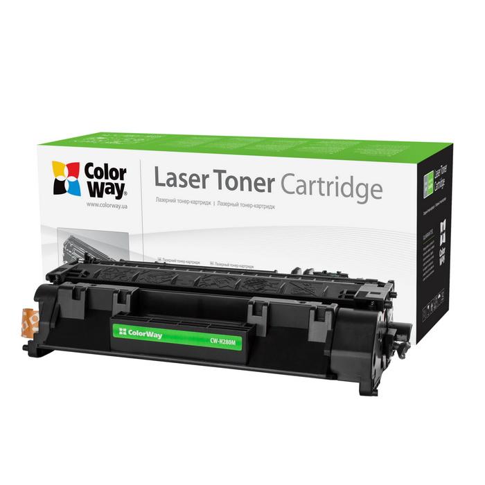 ColorWay Toner HP CF280A standard - kompatibilný