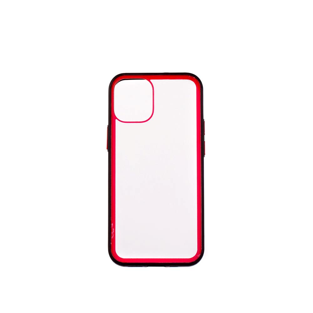 Puzdro ColorWay Smart Matné pre Apple iPhone 12 mini - čierne