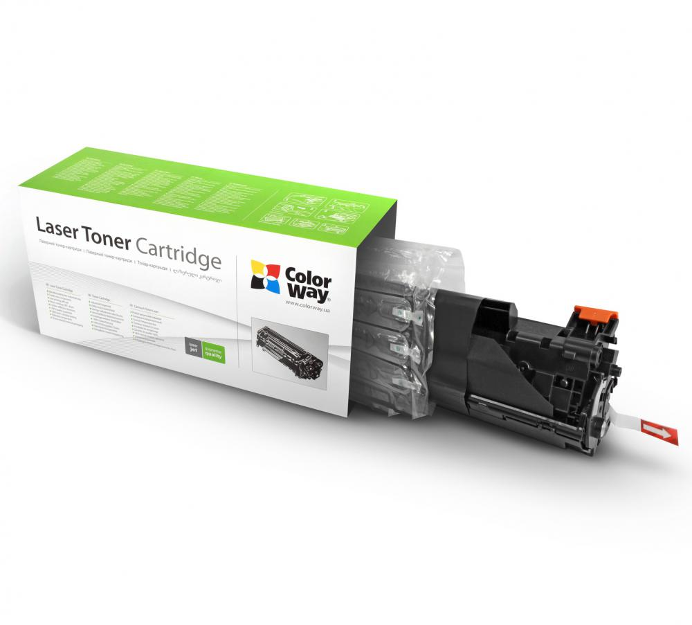 ColorWay HP C9721A (641C) cyan - kompatibilný