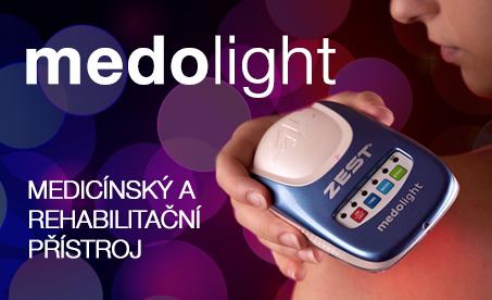 MEDOLIGHT medicínský a rehabilitační přístroj