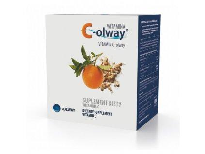 Vitamín C-olway - 100% Přírodní Levotočiva Forma Vitamínu C