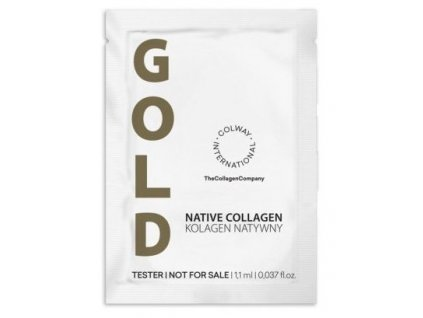 323 native collagen gold