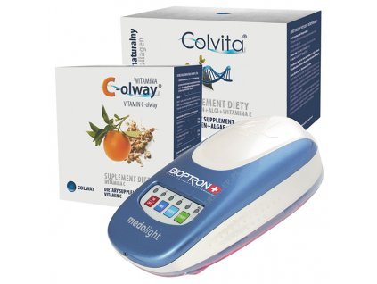 komplet medolight colvita 120 kapsli a vitamin c olway
