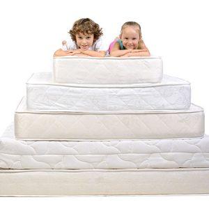 Jak vybrat matrace pro děti?