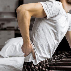 Jak vybrat matrace pro bolavá záda?