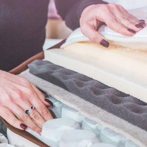 Výhody matrace z paměťové pěny