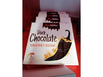 Naga Bhut tmavá čokoláda