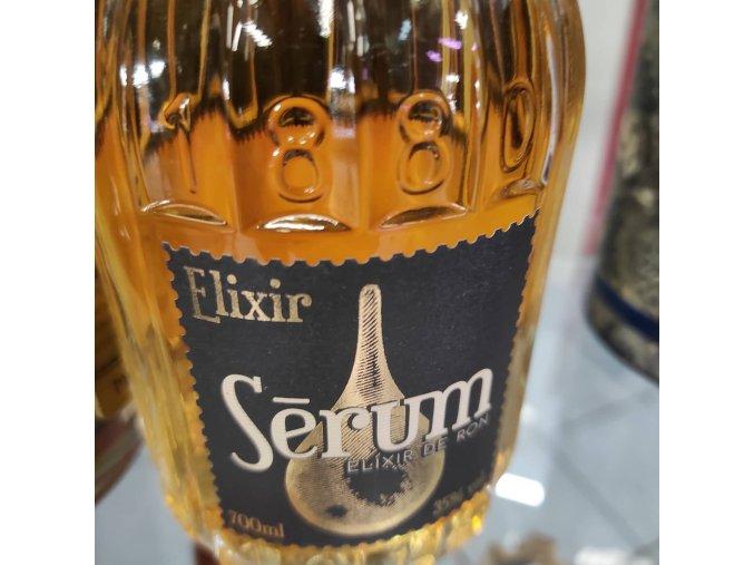 Serum Elixir de Ron Carta Oro 0,7l