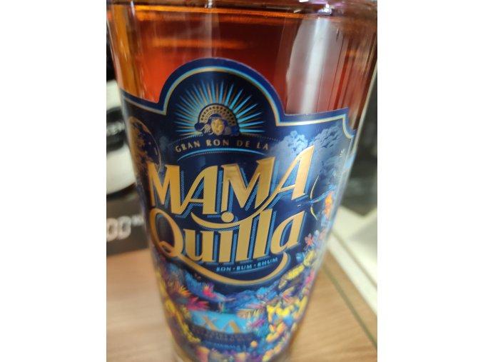 Mama Quilla XA, Extra Anejo, Guatemala 0,7l