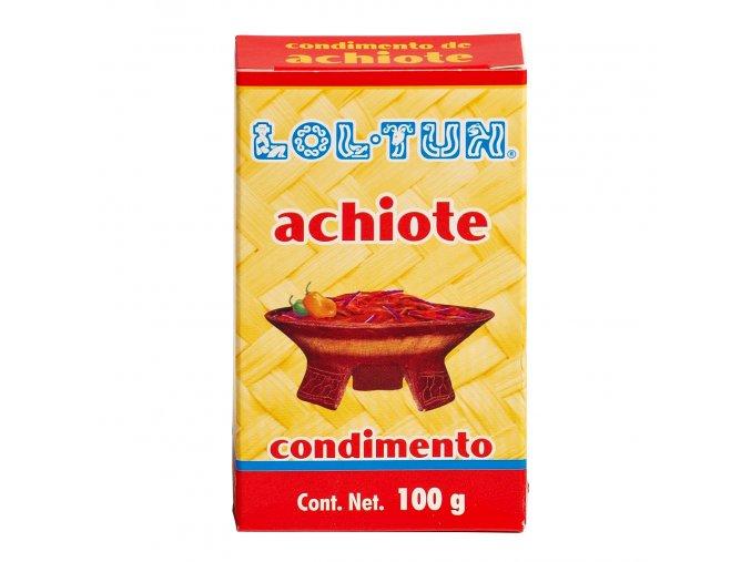 Achiotepasta100g