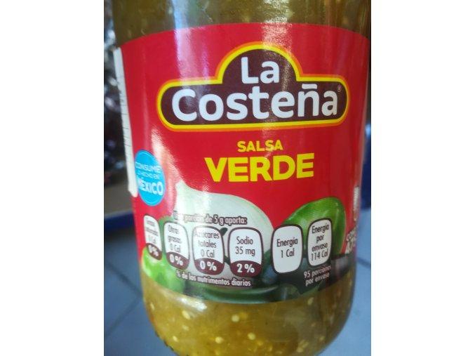 Salsa Verde 450g
