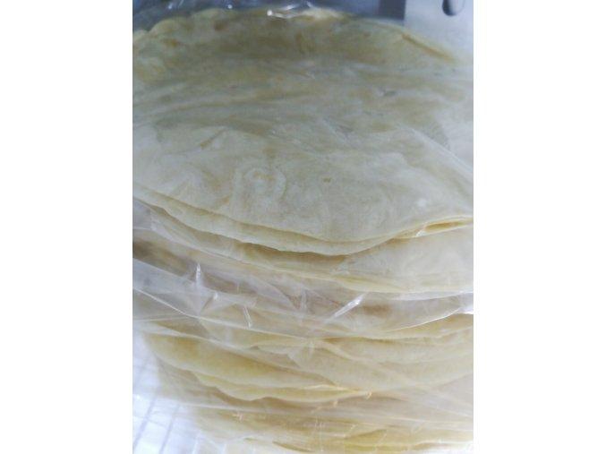 Tortila pšeničná 10´ 10 ks