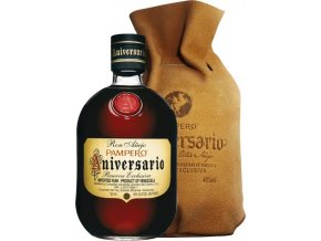 Pampero Aniversario Ron Extra Aňejo, Reserva Exclusiva 0,7l 700ml