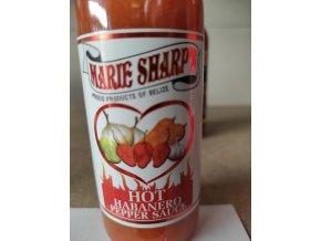 Habanero pepper sauce hot po expiraci