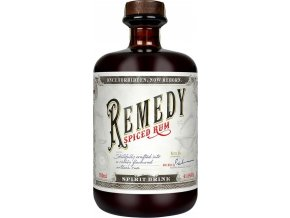 Remedy spiced rum 700ml