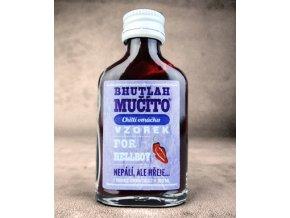 omacka bhutlah mucito for hellboy vzorek 20ml