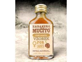 omacka habanero mucito for ladies vzorek 20ml