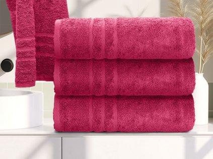 Prosop de corp Confort purpuriu