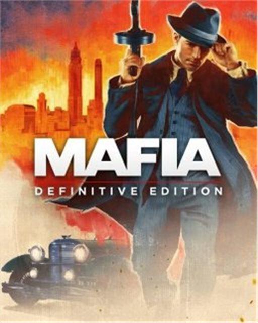 MAFIA DEFINITIVE EDITION - pouze za 499 Kč
