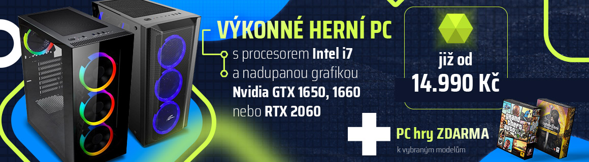 Herní PC s intel i7-4770
