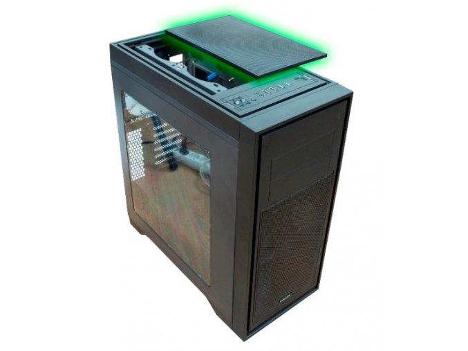 Herní PC AMD Athlon X4 860K/ 8GB/ Nvidia GTX 1050Ti 4GB/ 1TB/ 450W