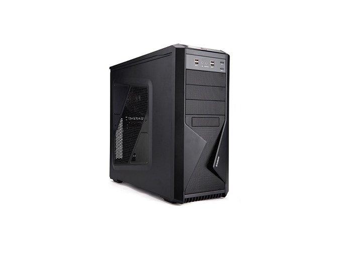 Herní PC AMD FX 8core/ 8GB/ Nvidia GTX 1050Ti 4GB/ 1TB/ 550W