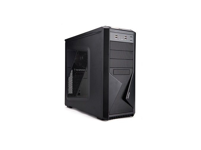Herní PC AMD FX 8core/ 8GB/ Nvidia GTX 1650 4GB/ 1TB/ 550W