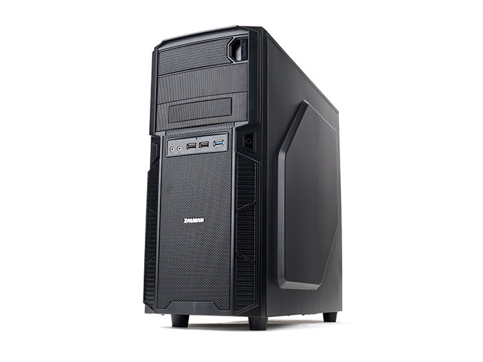 Herní PC Intel i3 6100/ 8GB DDR4/ Nvidia GT 1030/ 1TB/ 400W