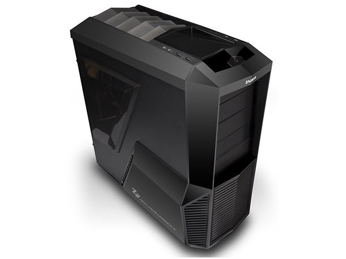 Herní PC AMD FX 8core/ 16GB/ Nvidia GTX 1070/ 2TB/ 750W
