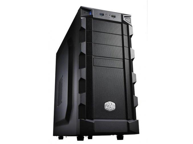 Herní PC AMD FX 6core/ 8GB/ Nvidia GTX 1050/ 1TB/ 550W
