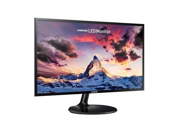 """SAMSUNG MT LED LCD 24"""" S24F350 - PLS, 1920x1080, HDMI"""
