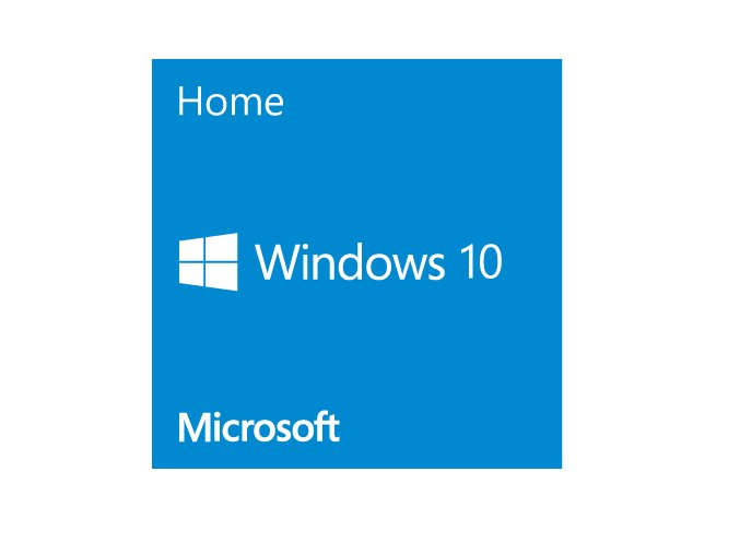 MS OEM Windows 10 Home 64bit CZ DVD