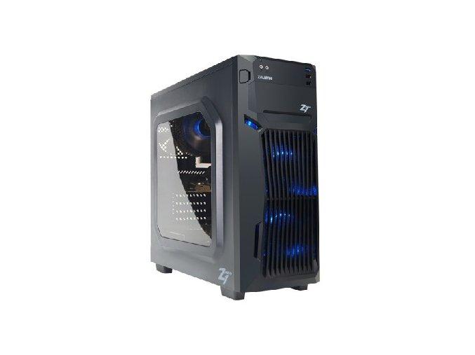 Herní PC AMD Ryzen 5 1600/ 8GB/ AMD RX 570/ 1TB/ 550W