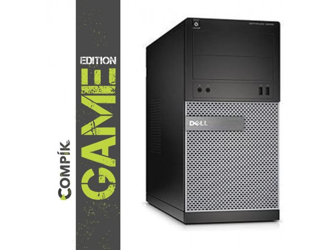 GAME DEll Optiplex uprava