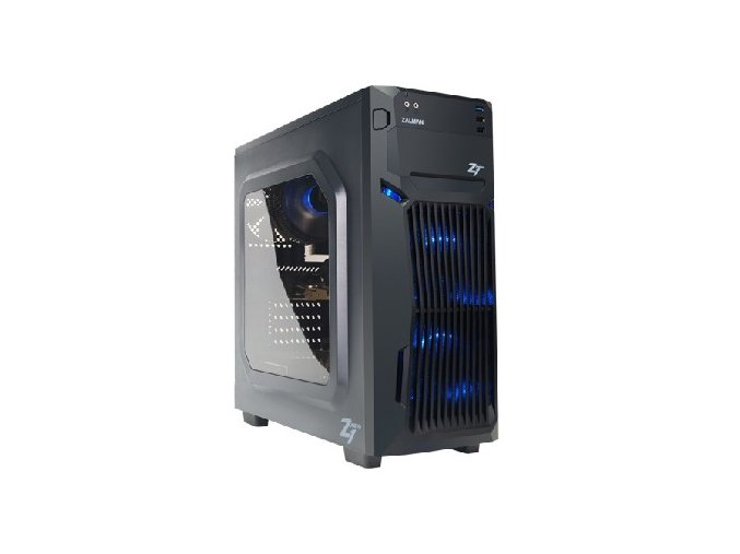 Herní PC Intel i5 Coffee/ 8GB/ AMD RX 550/ 1TB/ DVDRW/400W